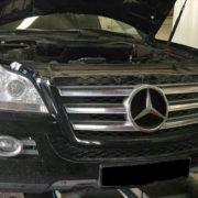 Mercedes GL 164