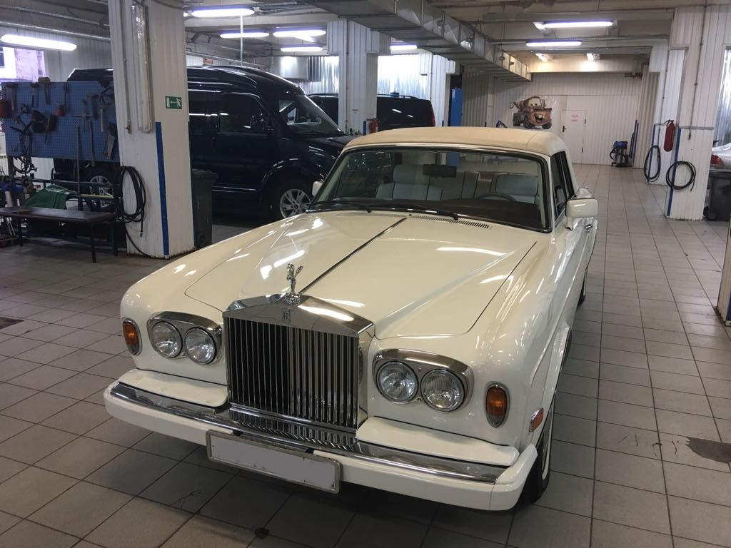Rolls Royce Silver Shadow 2 1980